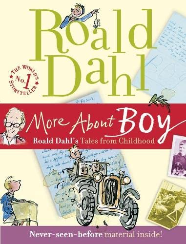 9780141324470: More About Boy: Tales of Childhood