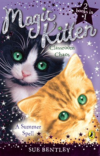 9780141324487: Magic Kitten Duos: A Summer Spell and Classroom Chaos