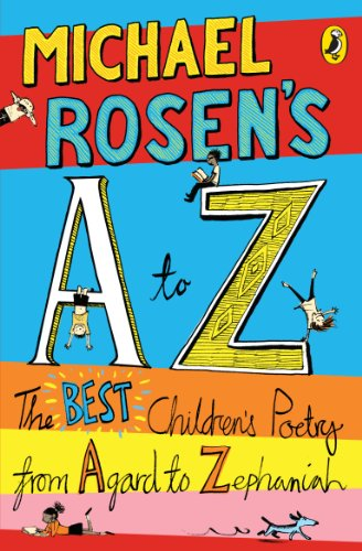 9780141324500: Michael Rosen's A-Z: The best children's poetry from Agard to Zephaniah