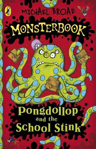9780141324531: Monsterbook: Pongdollop and the School Stink