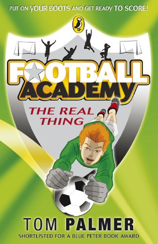 9780141324692: Football Academy: The Real Thing