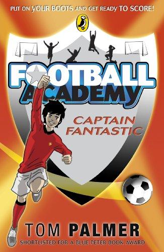 9780141324722: Football Academy: Captain Fantastic