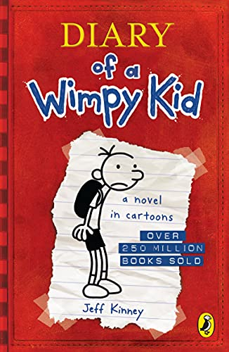 9780141324906: Diary of a Wimpy Kid (Book 1)