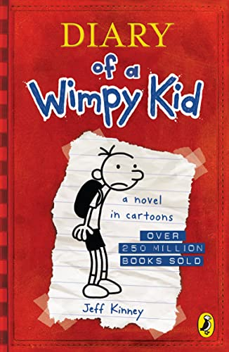 9780141324906: Diary of a Wimpy Kid