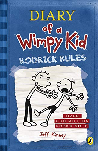 9780141324913: Rodrick Rules (Diary of a Wimpy Kid book 2)