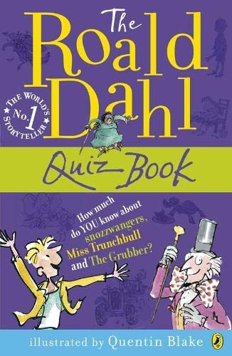 9780141324975: The Roald Dahl Quiz Book