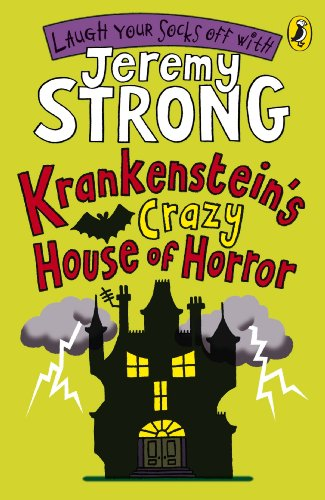 9780141324999: Krankenstein's Crazy House of Horror