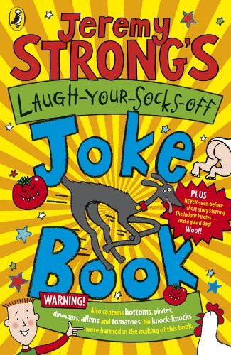 9780141325132: Jeremy Strong's Laugh-Your-Socks-Off Joke Book