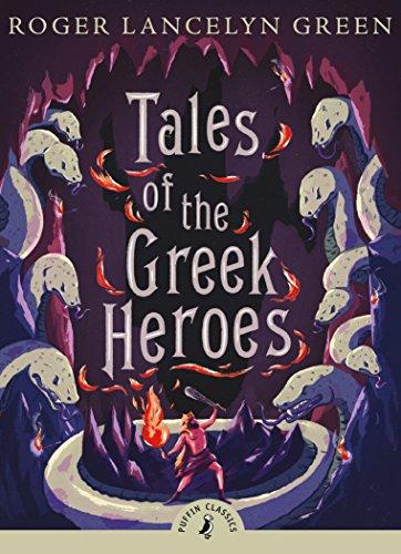 9780141325286: Tales of the Greek Heroes