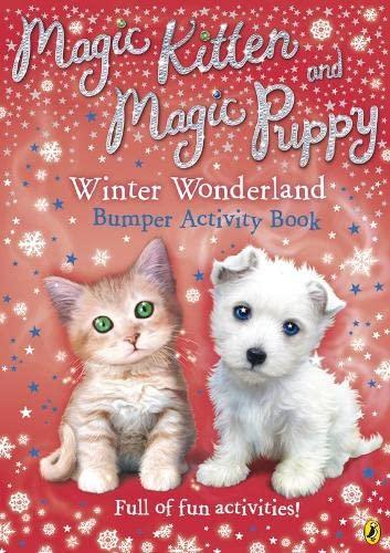 9780141325354: Magic Kitten & Magic Puppy Winter Wonderland Bumper Activity Book