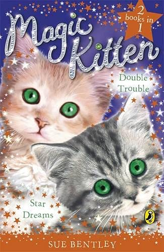 9780141325453: Magic Kitten Duos Star Dreams and Double Trouble Bind Up