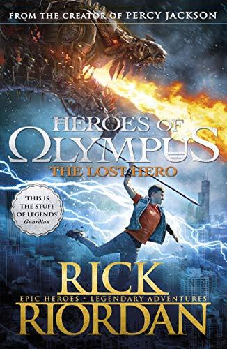 9780141325491: The Lost Hero. Rick Riordan (Heroes of Olympus)