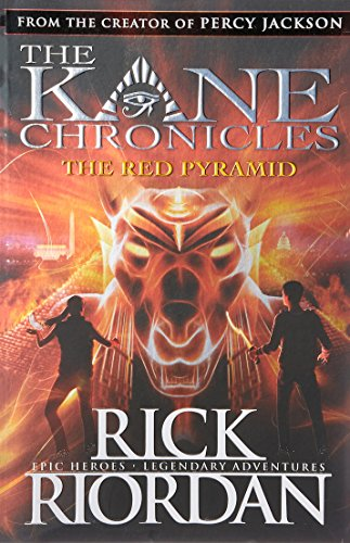 9780141325507: The Kane Chronicles: The Red Pyramid