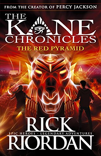 9780141325507: The Red Pyramid (The Kane Chronicles, Book 1)