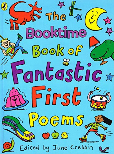 9780141325538: The Booktime Book of Fantastic First Poems