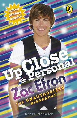 9780141325743: Up Close & Personal: Zac Efron