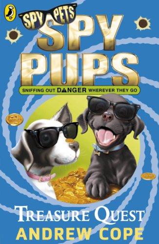 9780141326030: Spy Pups: Treasure Quest