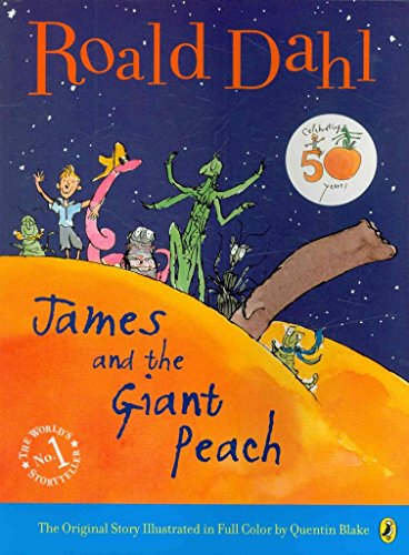 9780141326184: James and the Giant Peach