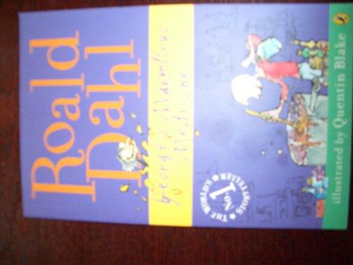 George's Marvellous Medicine: Roald Dahl
