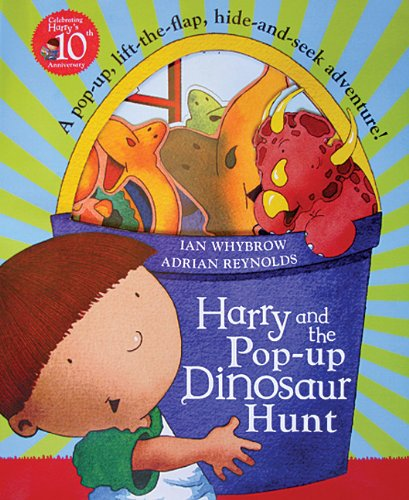 9780141326757: Harry and the Pop-up Dinosaur Hunt (Harry and the Dinosaurs)