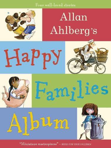 9780141326825: Allan Ahlberg's Happy Families Album