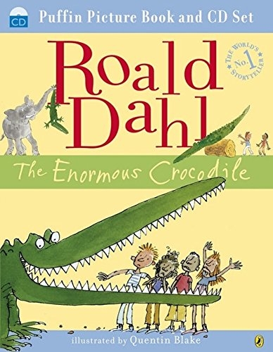 9780141326849: The Enormous Crocodile book and cd