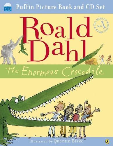 9780141326849: The Enormous Crocodile