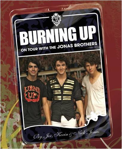 9780141326856: Burning Up: On Tour with the Jonas Brothers
