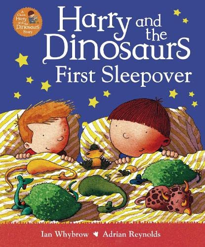 9780141327068: Harry and the Dinosaurs First Sleepover