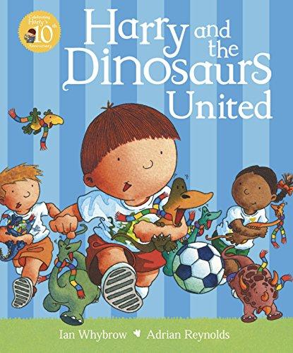 Harry and His Bucket Full of Dino: Whybrow, Ian