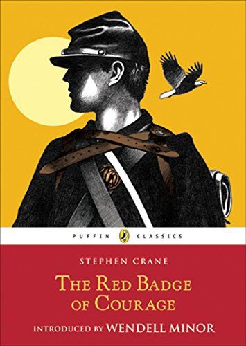The Red Badge of Courage (Puffin Classics): Crane, Stephen