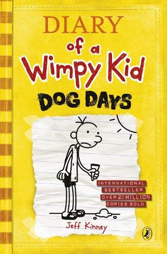 9780141327655: Dog Days: Diary of a Wimpy Kid (Book 4)