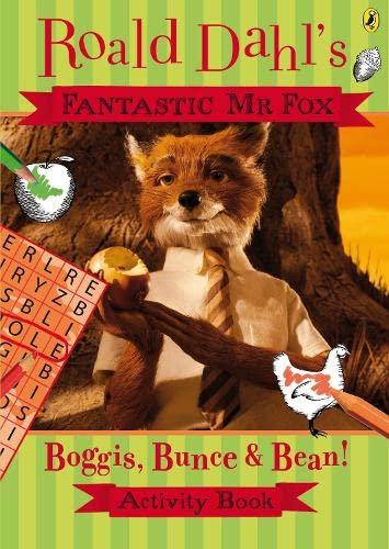 9780141327747: Fantastic Mr Fox: Boggis, Bunce & Bean Activity Book (Fantastic Mr Fox film tie-in)
