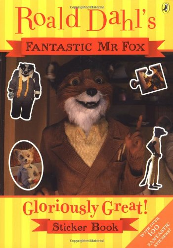 9780141327754: Fantastic Mr Fox: Gloriously Great Sticker Book