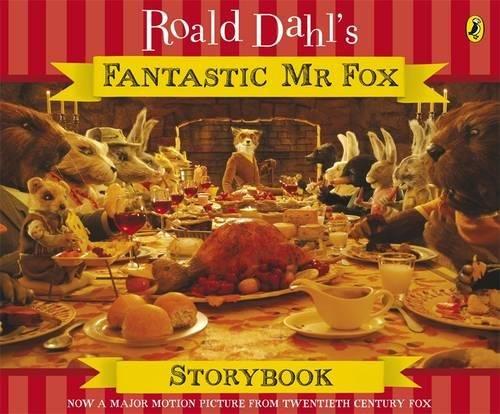 9780141327761: Fantastic Mr Fox Storybook (Fantastic Mr Fox film tie-in)