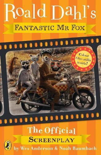 9780141327785: Fantastic MR Fox: The Screenplay (Fantastic Mr Fox film tie-in)