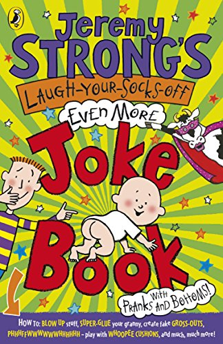 9780141327983: Jeremy Strong's Laugh-Your-Socks-Off Even More Joke Book
