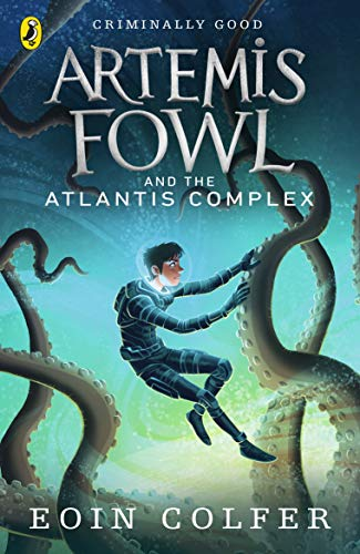 9780141328034: Artemis Fowl and the Atlantis Complex, 7