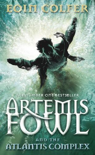 9780141328041: Artemis Fowl and the Atlantis Complex