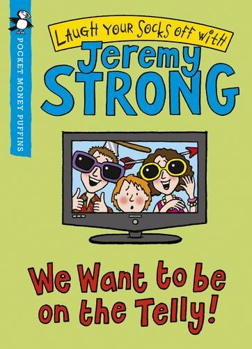 We Want to be On the Telly: Strong, Jeremy