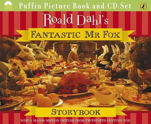 9780141328195: Fantastic Mr Fox Storybook & CD (Fantastic Mr Fox film tie-in)