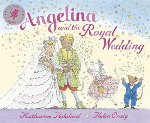 9780141328249: Angelina and the Royal Wedding (Angelina Ballerina)