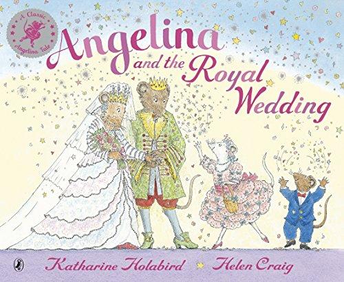 9780141328256: Angelina and the Royal Wedding (Angelina Ballerina)