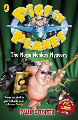 9780141328447: Pigs in Planes: The Mega Monkey Mystery