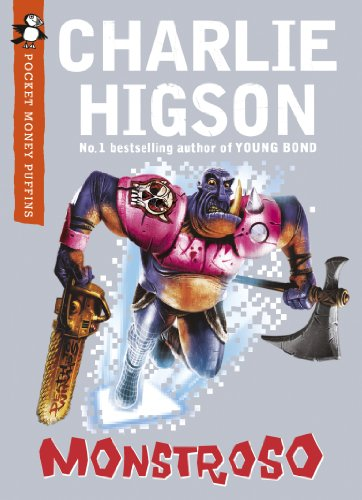 Monstroso (Pocket Money Puffin): Charlie Higson