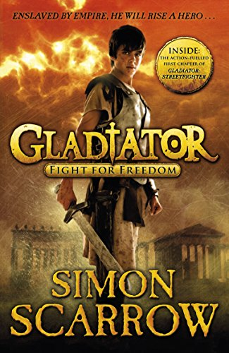 9780141328584: Gladiator Fight for Freedom