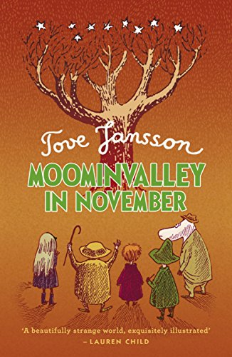 9780141328676: Moominvalley in November