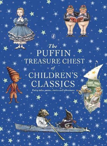 9780141328720: The Puffin Treasure Chest of Children's Classics