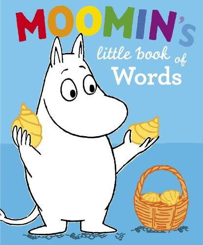 9780141328744: Moomin's Little Book Of Words