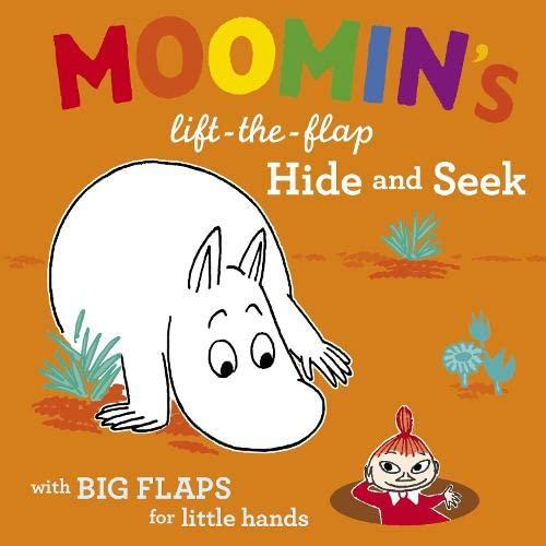 9780141328751: Moomin's Lift-the-flap Hide and Seek